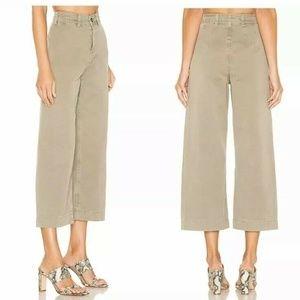 NEW Free People Patti Crop Cotton Pants